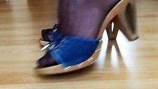 Heels, Stockings heels