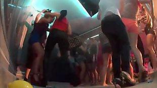 Erotic, Dance, Dancing, Lesbians, Girls, Group