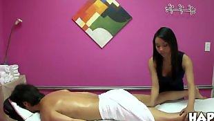 Asian massage, Massage