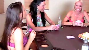 Cameltoe, Tall, Molly cavalli, Threesome lesbian, Celeste star