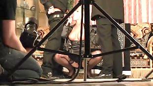 Solo heels, Stocking handjob, Solo stocking, Stockings handjob, Solo stockings, Big tits solo