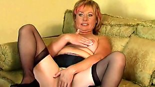 Granny masturbating, Mature masturbation, Panties, Milf stockings, Mature, Granny masturbation