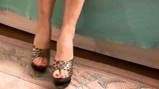 Feet, Sexy feet, Mules, Close up, Feet fetish, Beauty