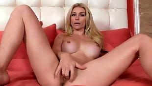 Open pussy, Spreading, Heather vandeven, Wide open pussy, Open orgasm