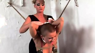 Short hair, Bondage