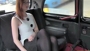 Big tits, Red, Cash, Faketaxi, Natural, Big natural