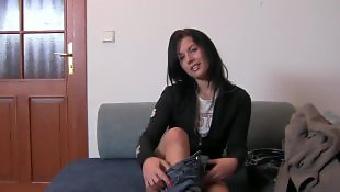Casting, First, Amateur facial, First time, Hd pov, Pov hd