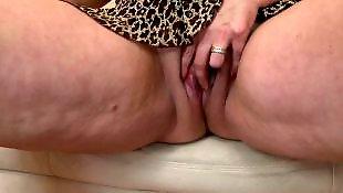 Granny, Big pussy, Wet pussy, Mother, Big tits, Mature