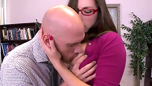 Ass worship, Paige turnah, Ass lick, Pussy worship, Johnny sins, Glasses