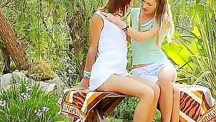 Lesbian panties, Teens masturbation
