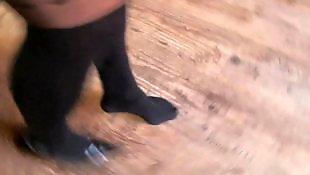 鞋足, 脚