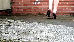 Foot, Foot fetish, Heels, High heels, Heels fetish, High heel