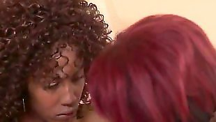 Ebony lesbians, Milf lesbian, Lesbian casting, Casting lesbian