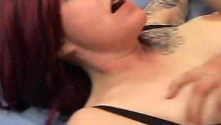 Big tits, Long, Blow, Slow blowjob, Slow, Mature facial
