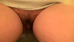 Hairy blonde, Pov, Pov creampie, Hairy creampie, Amateur pov, Hairy