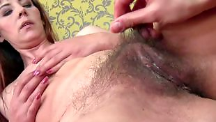 Lesbian pussy mature hairy