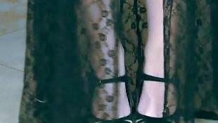Туфли на длинном каблуке, Мастурбировать каблуком, Длинные ноги каблуки