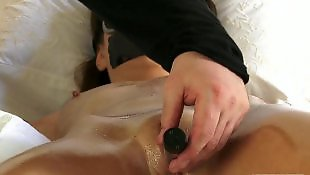 Wet pussy, Hard nipples, Tied, Pussy close up, Dripping, Tied up