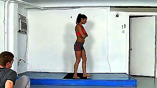 Yoga, Hd milf, Caught, Backroom, Persia