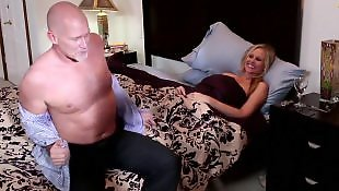 Mature blowjob, Julia ann, Ann, Oral, Tattoo, Piercing