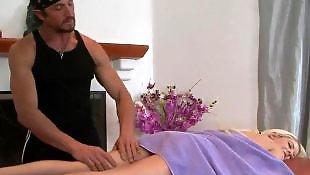 Huge dick, Massage, Tommy gunn