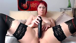 Stocking dildo, Stockings dildo, Stockings masturbation, Rubbing, Dildo stockings, Stocking masturbation