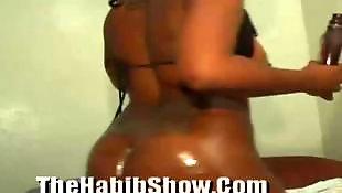 Big ass, Ebony ass
