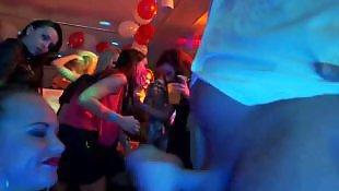 Party, Party hardcore, Dancing, Public sex, Dance, Public blowjob