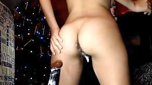 Riding dildo, Webcam, Latin, Dildo squirt, Dildo riding, Riding
