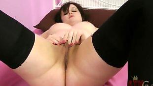 Orgasm, Nylons, Big labia, Stocking orgasm, Nylon