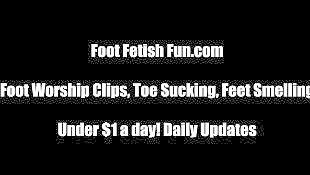 Foot fetish, Tongue, Tongue fetish, Lick, Sandals, Foot
