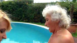 Stare z młodymi, Nastolatki lesbijki rajstopy, Lizanie odbytu nastolatka