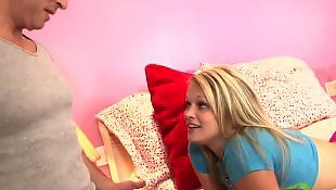 Teen handjob, Stepmom, Handjob hd, Teen strip