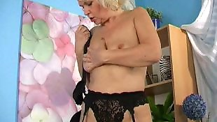 Nipples, Granny, Granny stockings, Stockings mature, Mature stockings, Nipple