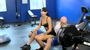 Gym, Seducing, Doggystyle
