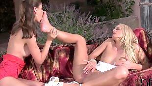 Lesbian foot, Lesbian heels, Toes, High heels, Long legs, Long toes
