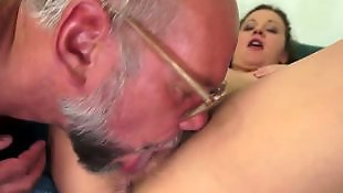 Ass lick, Old and young, Ass finger, Old man, Ass fingering, Ass licking