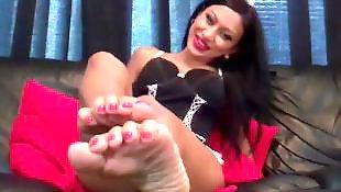 Jerk off, Feet, Sexy feet, Jerk, Pov feet, Foot fetish