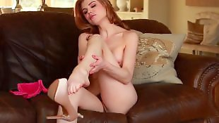 Dirty talk, Pussy close up, Screaming, Scream, Anal high heels