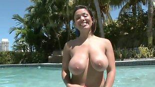 Ass posing, Sienna west, Posing, Big tits