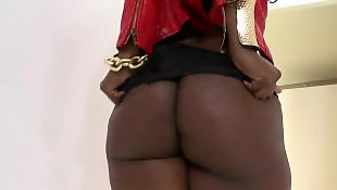Big ass ebony, Nyomi banxxx, Ebony ass lick, Ebony booty