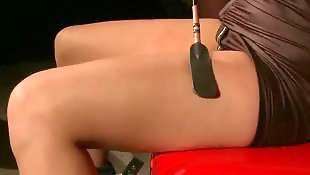 Femdom, Torture, Clothes, Pegging, Clothed