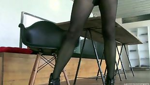 Pantyhose, Legs, Long legs, Leggings, Czech, Long