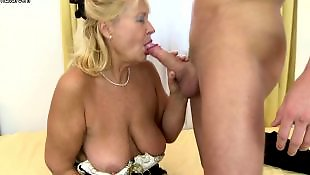 Granny, Mature, Amateur mature, Mature fuck, Old, Boy