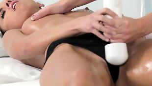 Massage, Lesbian massage, Orgasm, Orgasms, Massage room, Lesbian orgasm