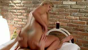 Massage, Natural tits, Massage room, Big boobs, Big natural, Tits