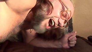 Волосатый анал