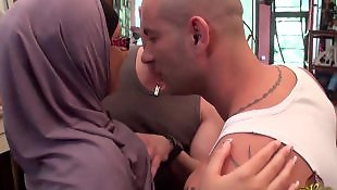 French, Threesome, Beurette, Amateur threesome