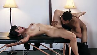 Asian milf, Oil, Asian massage, Milf interracial, Milf massage, Massage