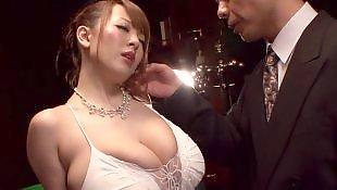 Big tits, Hitomi tanaka, Asian, Tit fuck, Asian big tits